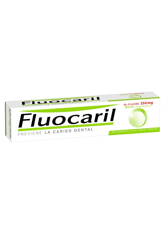 Dentífrico Fluocaril Bifluore 250mg Menta